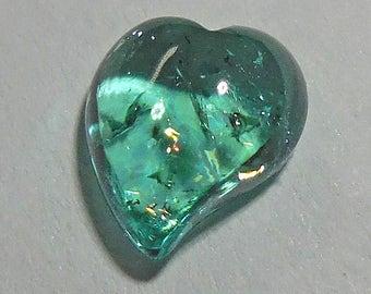 PARAIBA TOURMALINE Cabochon (copper bearing paraiba / 2.19cts)