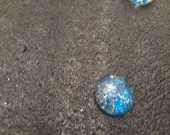 Blue Dazzle Cabochon