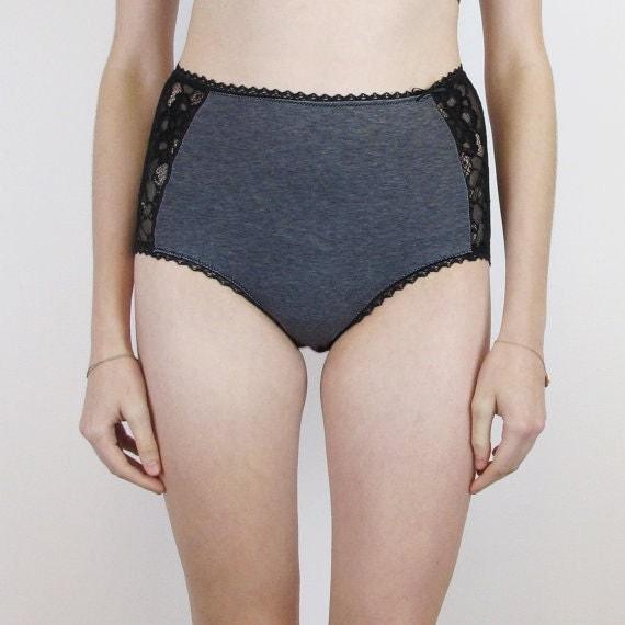 Gray Panties 63