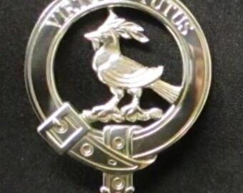 Blair of Balthayock Scottish Clan Crest Badge
