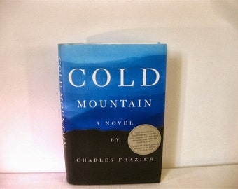 Cold Mountain, First Edition, Signed by Frazier