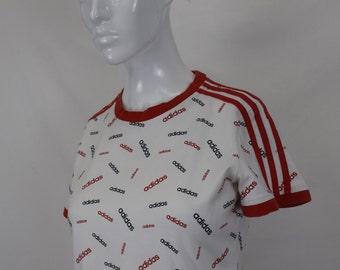 Adidas Speckle Print T-shirt