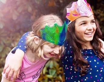 Dragon Crowns, Dinosaur Headdress, Dragon Costume, Festival Headdress.