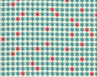 Sunday Drive Pond Flower - Moda Fabrics - 43073 11