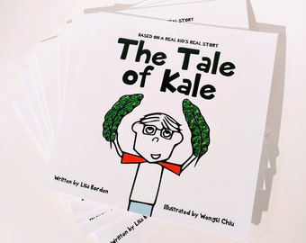 Ebook: The Tale of Kale by Lisa Borden