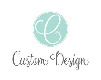 Custom Design Work - Citrus Paper Co.