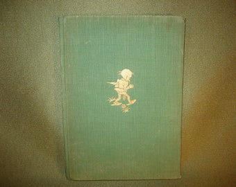 Vintage Chldren's Book, The Adventures of Mr. Pipweasel, Illustrated thoughout