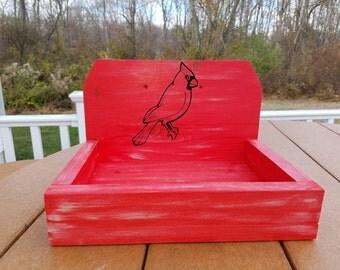 Cardinal Roosting Box