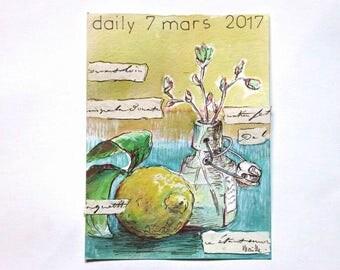 daily 7 mars 2017