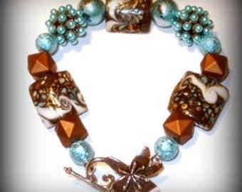 Gypsy Beaded Bracelet