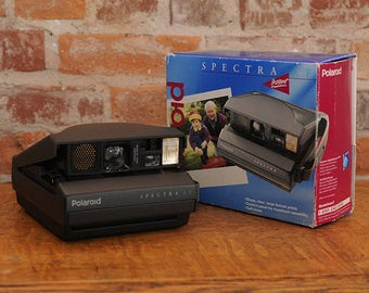 Polaroid Spectra AF Camera