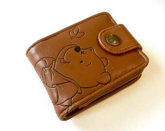 Disney Winnie the Pooh Child's Wallet Vintage