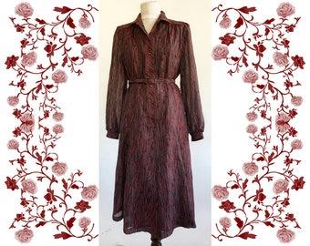 1970's Vintage Deadstock NOS Dress