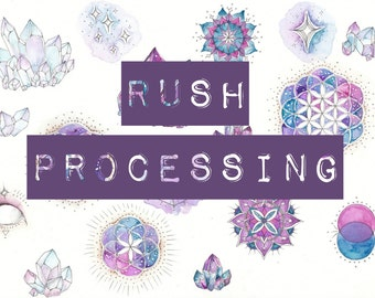 RUSH PROCESSING / Same Day Processing