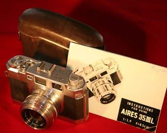 Aries 111 L R.F. Camera Works Perfectly