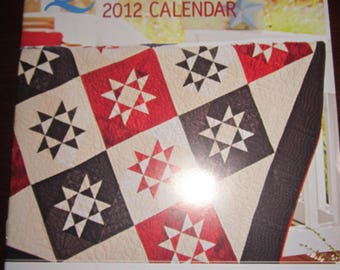 American Patchwork & Quiting 2012 Calendar