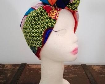Street-turban Turbante a fascia