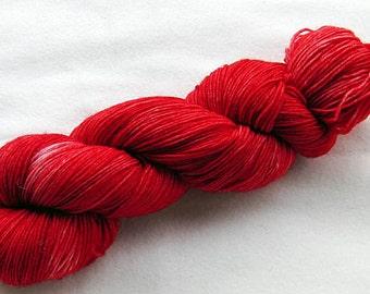 Handpainted Sock Yarn, 75 Wool  superwash, 25 Nylon 100g 3.5 oz.  Nr. 145