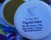 SALE!!!!  2oz Thyroid Salve