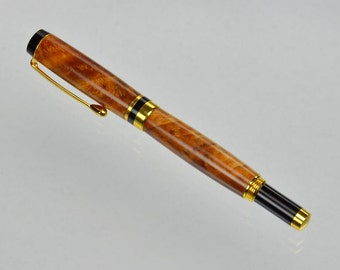 Texas Cottonwood Rollerball Pen Ladies Gift Mens Gift #277