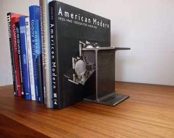 I-Beam Bookends