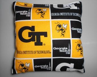 Georgia Tech Cornhole Bags