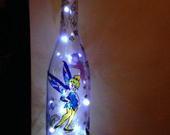 Fairy bottle light/lamp