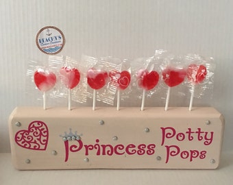 Potty Pops Holder for Potty Training