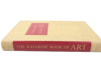 The Rainbow Book of Art - First Edition by Thomas Craven