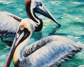 20x24 Customized Acrylic Painting on canvas