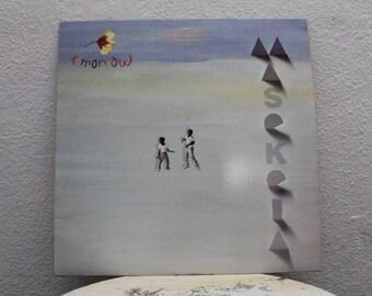 "Hugh Masekela - ""Tomorrow"" vinyl record"