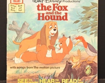 The Fox and the Hound Book Only