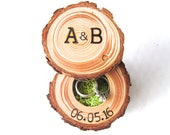Wedding Ring Box | Wood Ring Box | Wedding Gift | Ring Bearer Box | Engagement Ring Holder