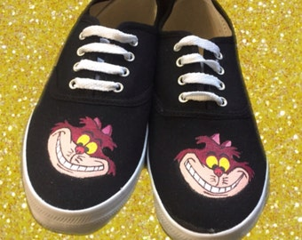 Cheshire Cat Shoes.