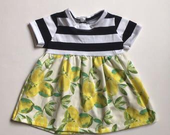 Lemonade Swing Dress
