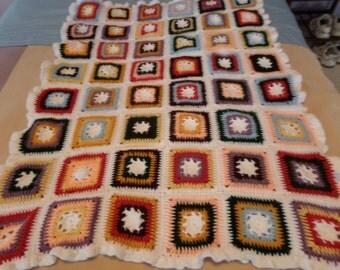 Crocheted Child or Baby Afgan