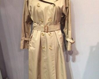 Burberrys Trench Coat Women