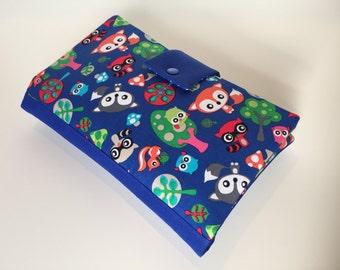 Diaper Bag / Clutch 'Fox & Friends'