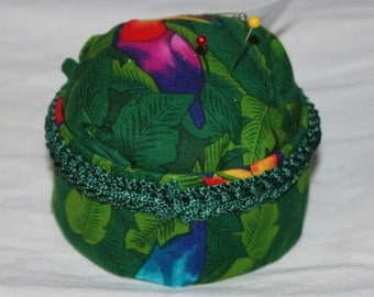 Parrot Pin Cushion