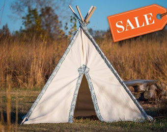 Kid Teepee No. 0310XL - Kid's Extra Large Teepee Play Tent