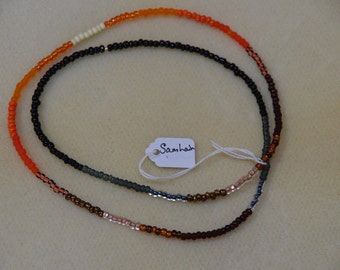Pagan Wiccan Holiday Necklaces Samhain Yule Imbolg Mabon