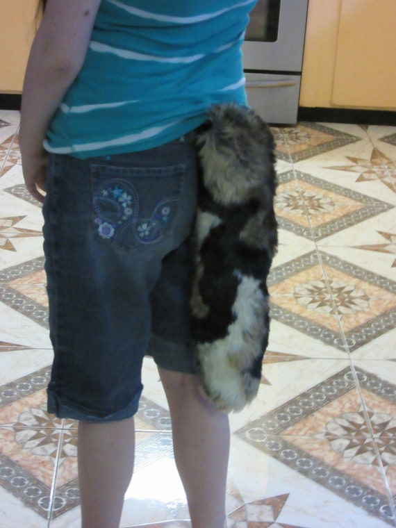 New! Deluxe Cosplay Calico Tail!