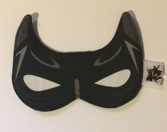 Batman Sleep Mask, Dark Knight Batman-inspired