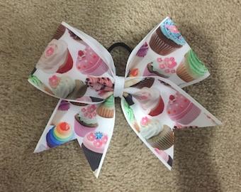 Sale bows - cupcakes
