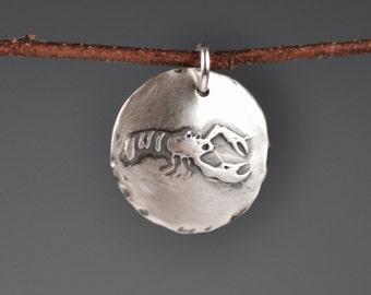 Lobster Totem-talisman-amulet-charm