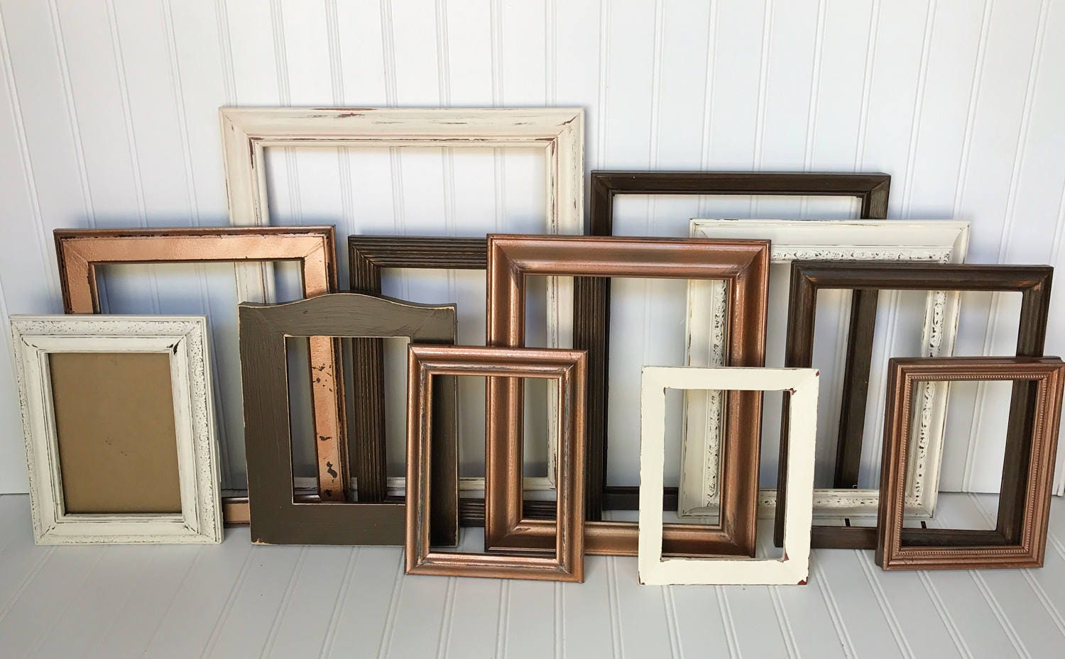 picture frame collage rustic picture frame set rustic gallery wall rustic picture frame. Black Bedroom Furniture Sets. Home Design Ideas