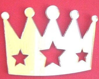 Stars out of Crown Mirror - In several sizes