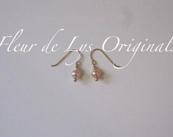 Abigail Adams Pearl Earrings