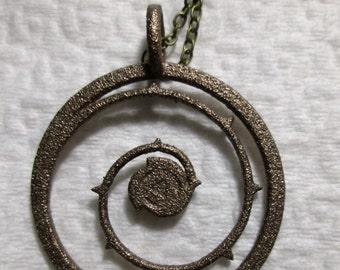 Steven Universe Shield pendant necklace