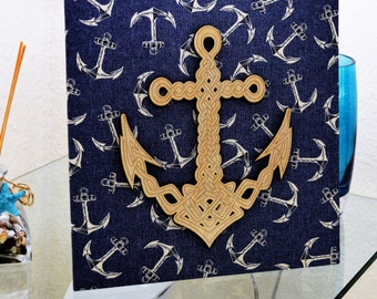 Boat anchor collection